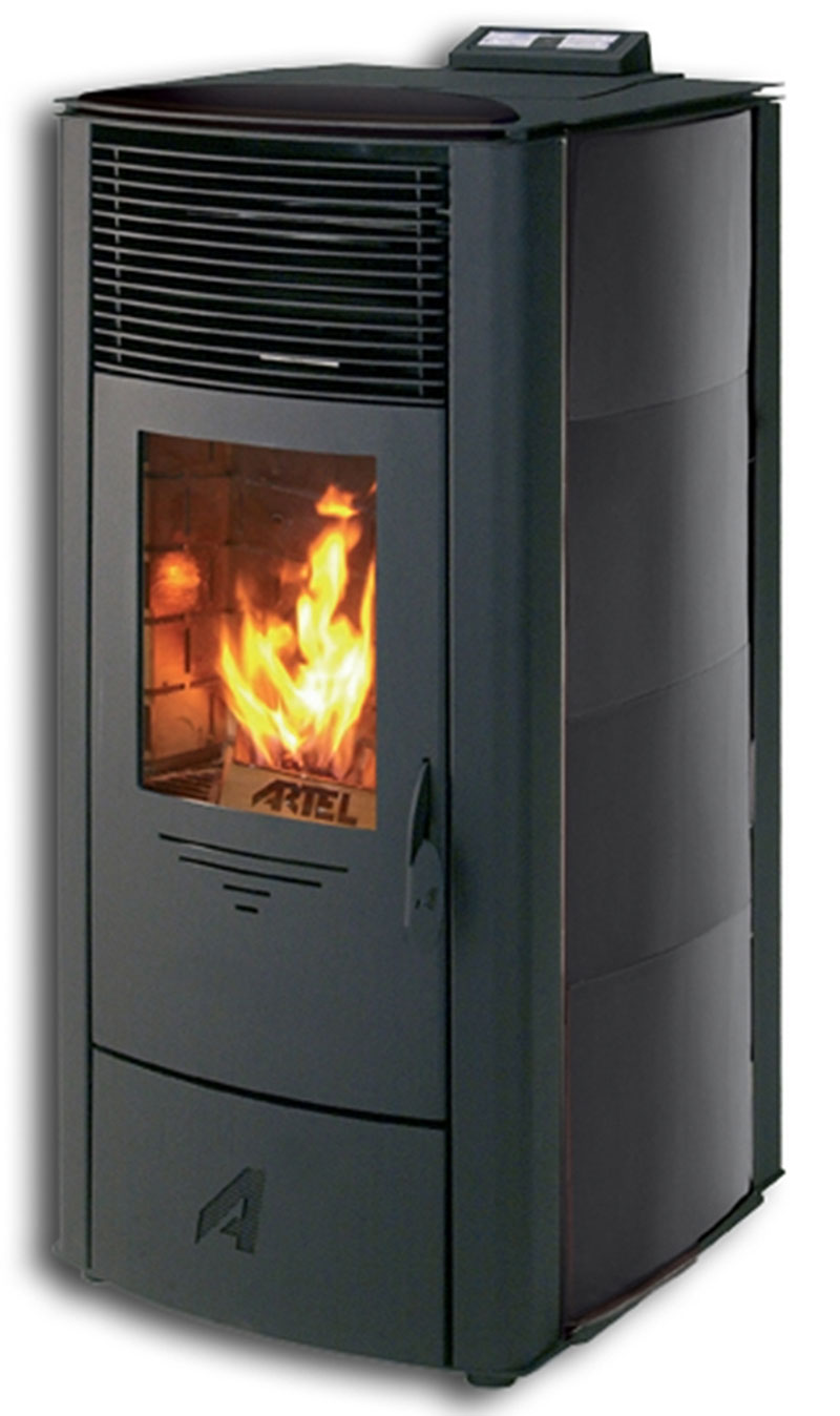 Classic m ceramic wood pellet stove wood pellet stoves - Pellet stoves for small spaces set ...