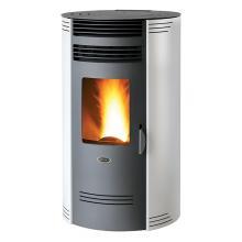 BIO 80Q wood pellet stove